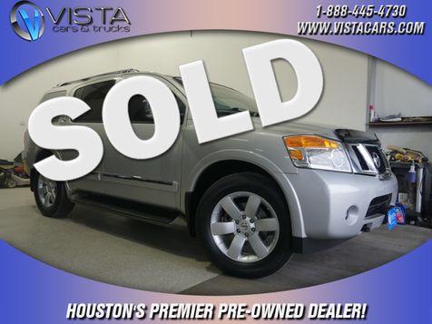 2013 Nissan Armada SL in Houston, Texas