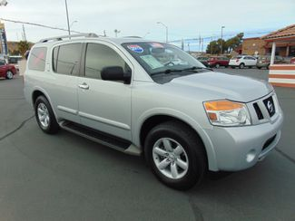2013 Nissan Armada SV in Kingman Arizona, 86401