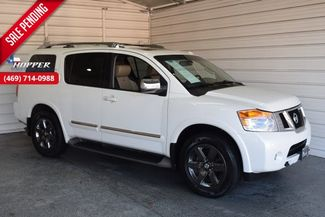2013 Nissan Armada Platinum in McKinney Texas, 75070