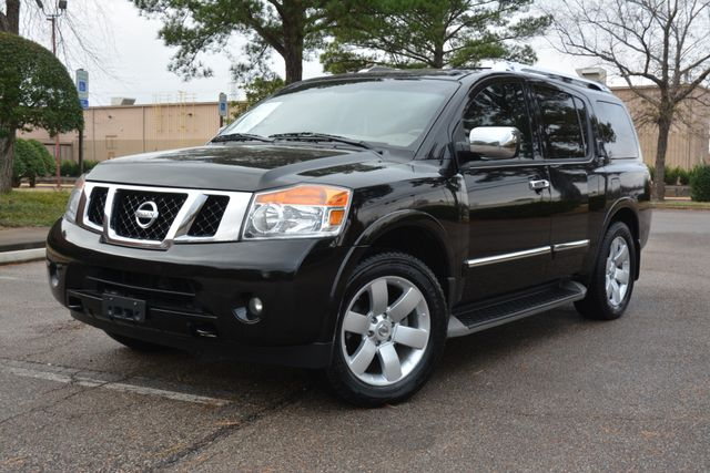 2013 Nissan Armada SL in Memphis Tennessee, 38128