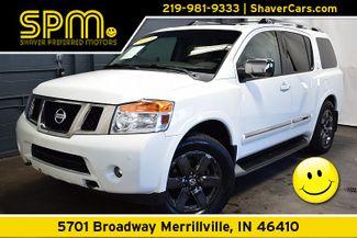 2013 Nissan Armada Platinum in Merrillville, IN 46410