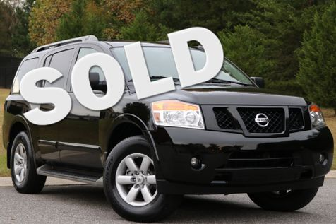 2013 Nissan Armada SV 4WD in Mansfield