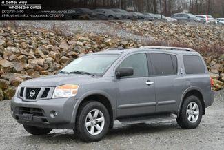 2013 Nissan Armada SV 4WD Naugatuck, Connecticut