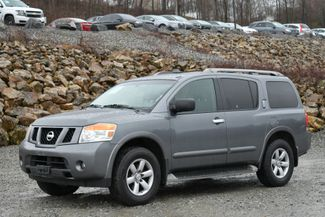 2013 Nissan Armada SV 4WD Naugatuck, Connecticut 2