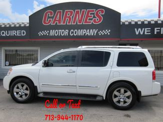 2013 Nissan Armada, PRICE SHOWN IS ASKING DOWN PAYMENT south houston, TX
