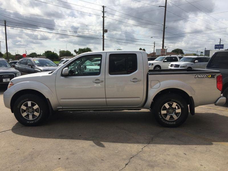 2013 Nissan Frontier PRO-4X  Brownsville TX  English Motors  in Brownsville, TX