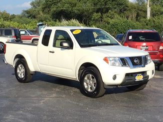 2013 Nissan Frontier SV | Champaign, Illinois | The Auto Mall of Champaign in Champaign Illinois