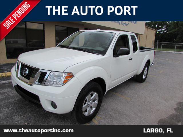 2013 Nissan Frontier SV in Clearwater Florida, 33773