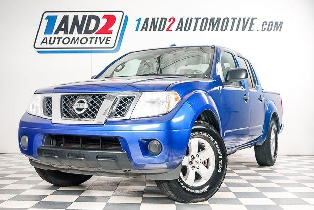 2013 Nissan Frontier in Dallas TX