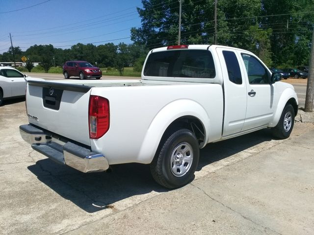 2013 Nissan Frontier Ext Cab S Houston, Mississippi 4