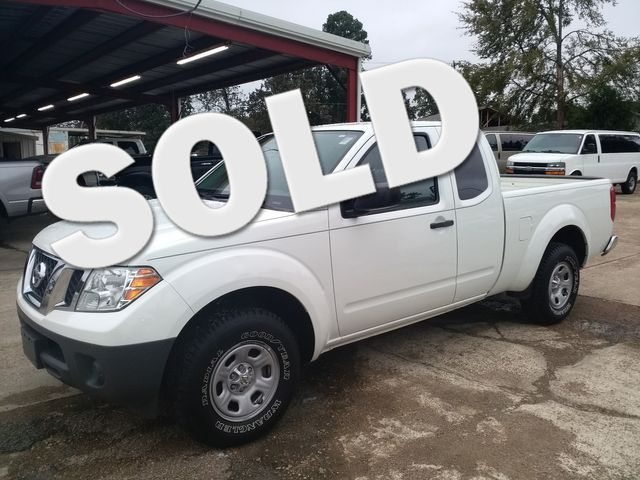 2013 Nissan Frontier Ext Cab S Houston, Mississippi