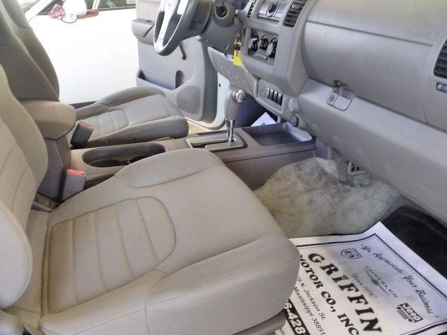 2013 Nissan Frontier S Houston, Mississippi 8