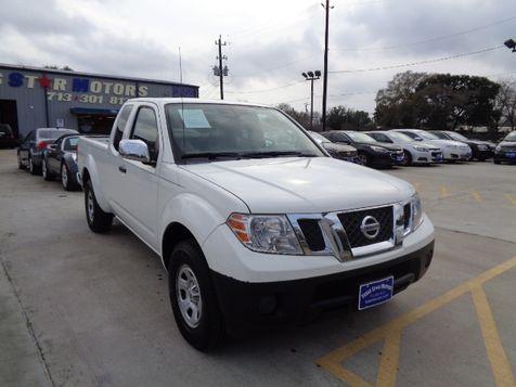 2013 Nissan Frontier S in Houston