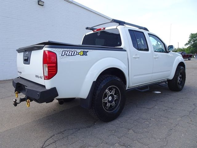 2013 Nissan Frontier PRO-4X Madison, NC 2