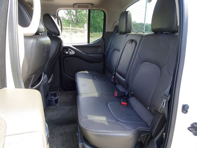 2013 Nissan Frontier PRO-4X Madison, NC 35