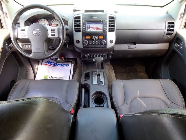 2013 Nissan Frontier PRO-4X Madison, NC 39