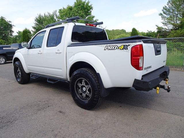 2013 Nissan Frontier PRO-4X Madison, NC 4