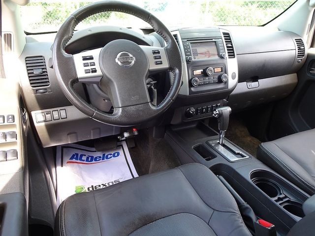 2013 Nissan Frontier PRO-4X Madison, NC 40