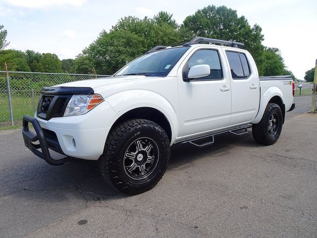 2013 Nissan Frontier PRO-4X Madison, NC 6