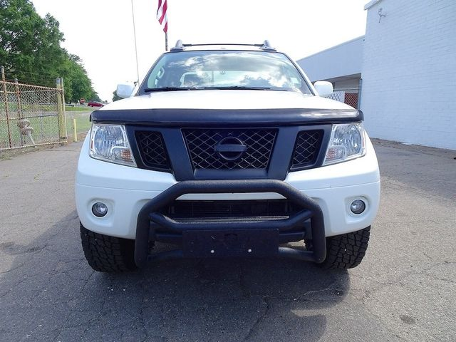 2013 Nissan Frontier PRO-4X Madison, NC 7