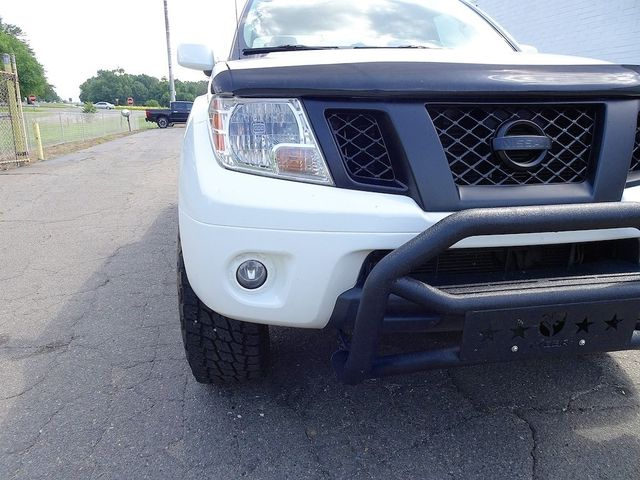 2013 Nissan Frontier PRO-4X Madison, NC 8