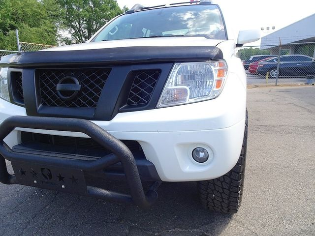 2013 Nissan Frontier PRO-4X Madison, NC 9