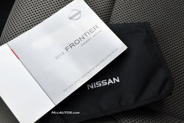 2013 Nissan Frontier S Waterbury, Connecticut 28