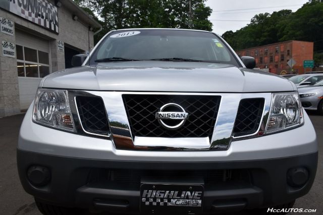 2013 Nissan Frontier S Waterbury, Connecticut 8