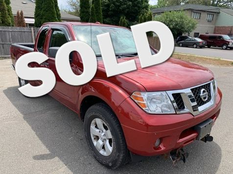 2013 Nissan Frontier SV in West Springfield, MA