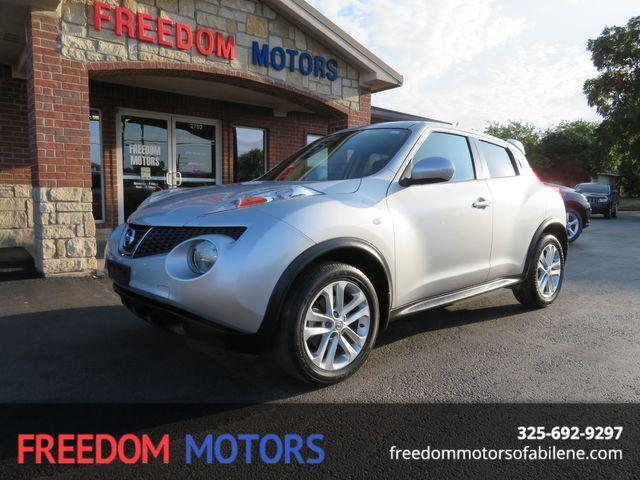 2013 Nissan JUKE SV   Abilene, Texas   Freedom Motors  in Abilene,Tx Texas