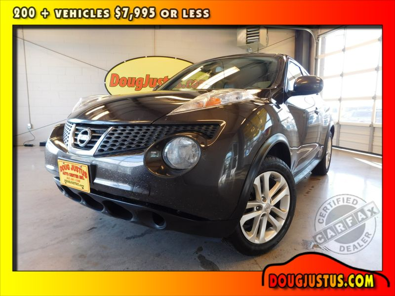 2013 Nissan JUKE SV  city TN  Doug Justus Auto Center Inc  in Airport Motor Mile ( Metro Knoxville ), TN