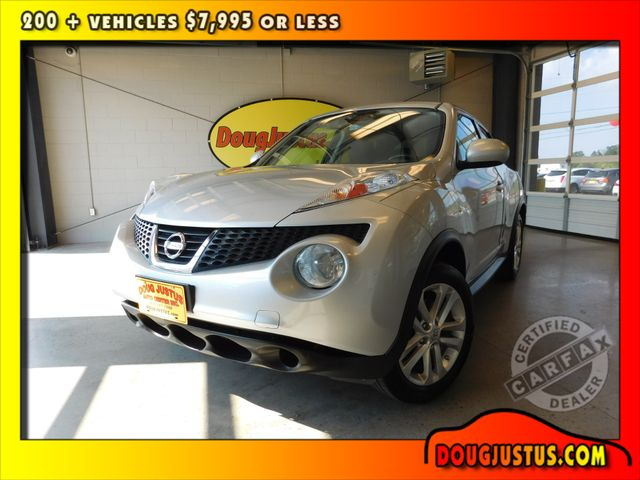 2013 Nissan JUKE SV in Airport Motor Mile ( Metro Knoxville ), TN 37777