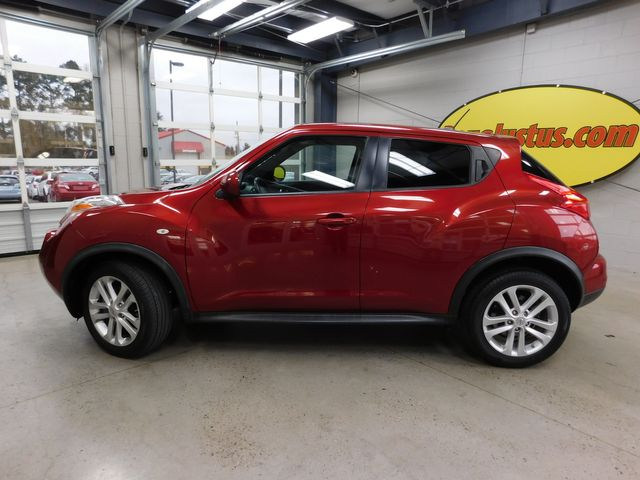 2013 Nissan JUKE SL in Airport Motor Mile ( Metro Knoxville ), TN 37777