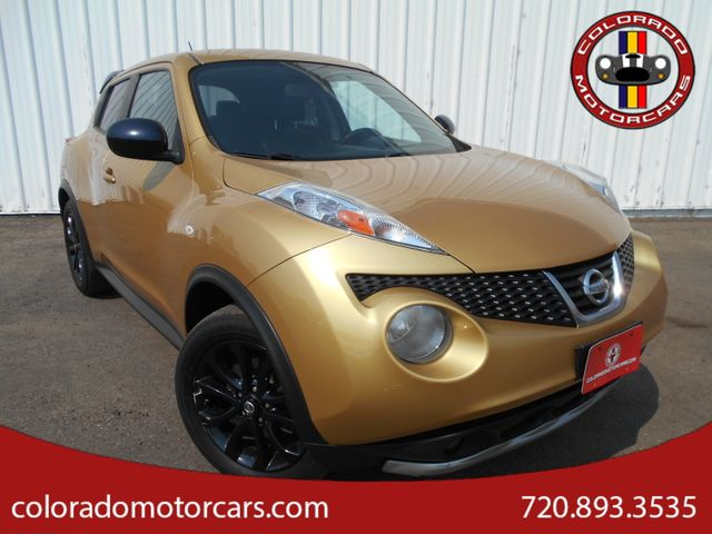 2013 Nissan JUKE SL in Englewood, CO 80110
