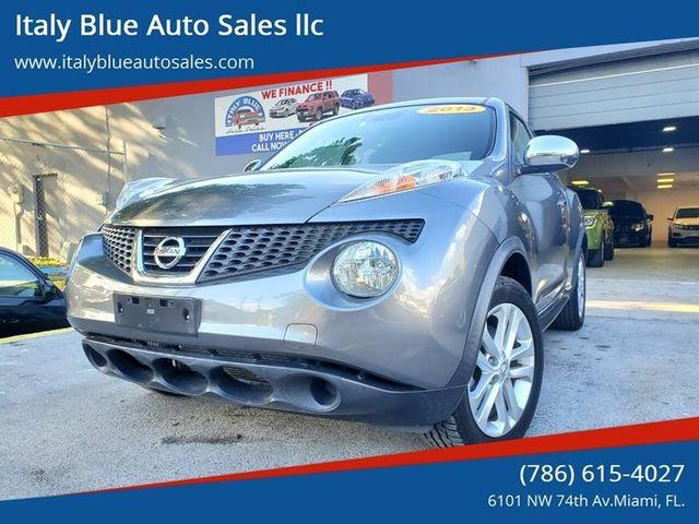 2013 Nissan JUKE S in Miami, FL 33166