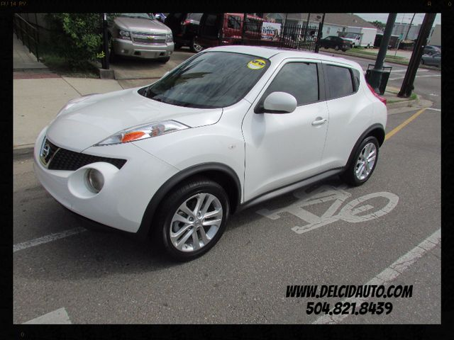 2013 Nissan JUKE SL, Fully Loaded! Clean CarFax!
