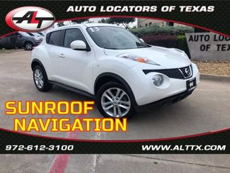 2013 Nissan JUKE SV with SUNROOF in Plano, TX 75093