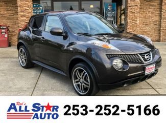 2013 Nissan Juke SV AWD in Puyallup Washington, 98371