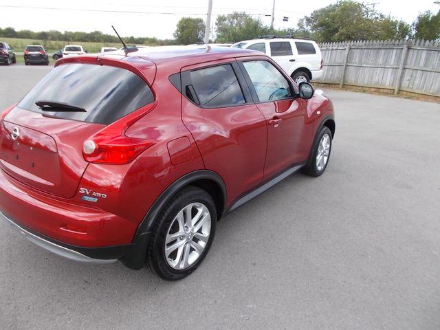 2013 Nissan JUKE SV Shelbyville, TN 12