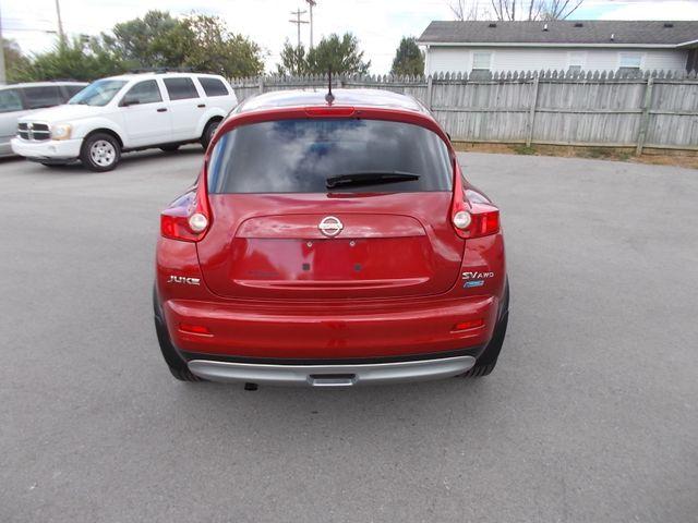 2013 Nissan JUKE SV Shelbyville, TN 13