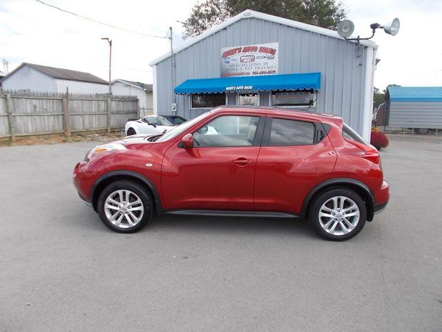 2013 Nissan JUKE SV Shelbyville, TN 2