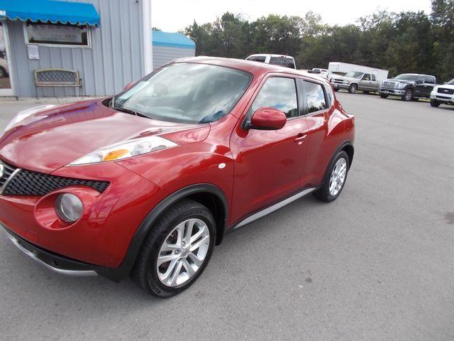 2013 Nissan JUKE SV Shelbyville, TN 6