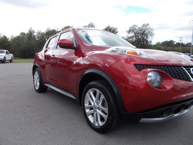 2013 Nissan JUKE SV Shelbyville, TN 8