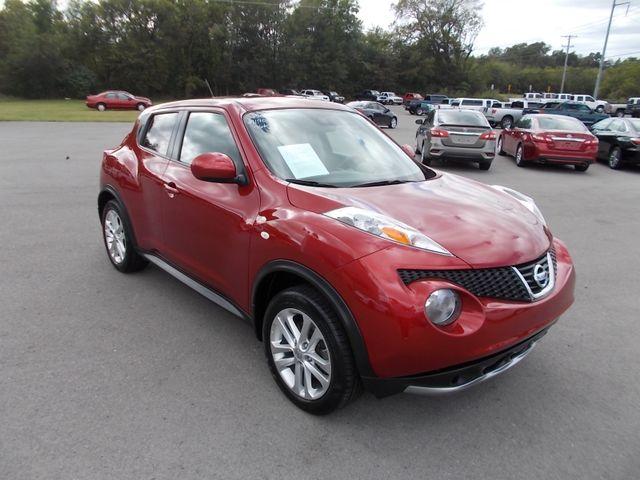2013 Nissan JUKE SV Shelbyville, TN 9