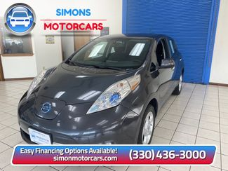 2013 Nissan LEAF SV in Akron, OH 44320