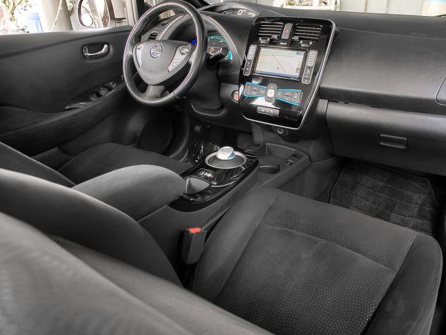 2013 Nissan LEAF SV Burbank, CA 11