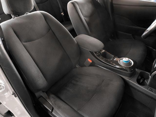 2013 Nissan LEAF SV Burbank, CA 12