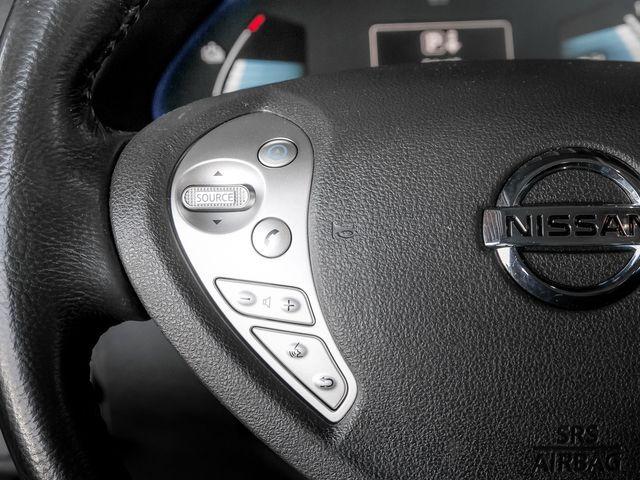 2013 Nissan LEAF SV Burbank, CA 16