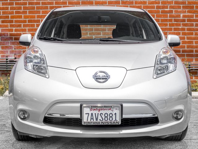 2013 Nissan LEAF SV Burbank, CA 2