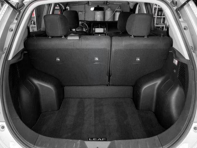 2013 Nissan LEAF SV Burbank, CA 22